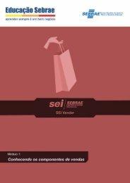 Produtos e serviços - EAD Sebrae
