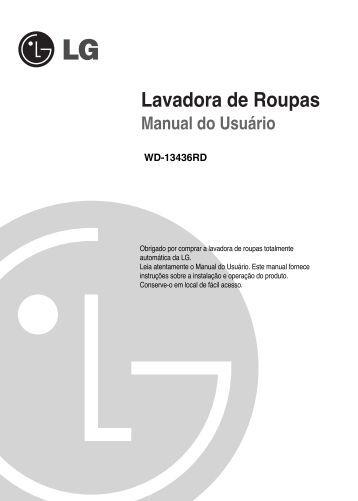 Lavadora de Roupas - Colombo