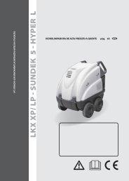 Lkx XP/LP - Lavor Wash Brasil