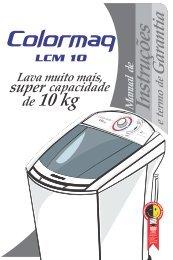 Colormaq - Manual LCM 10