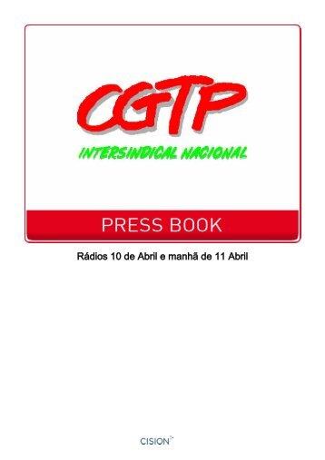 Noticias Rádios 10 de Abril de 2013 - Fesete