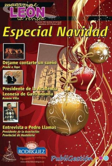 Magazine León La Revista. - Website de la Agencia de publicidad ...