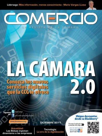 Revistandiciembre2011.pdf - Cámara de Comercio de Guayaquil