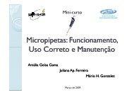 Micropipetas: Funcionamento, Uso Correto e Manutenção Uso ...