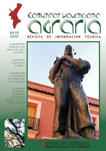 revista agraria - número 19 - IVIA