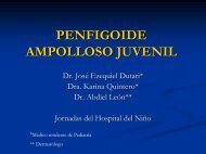 PENFIGOIDE AMPOLLOSO JUVENIL - Hospital del Niño - Panamá