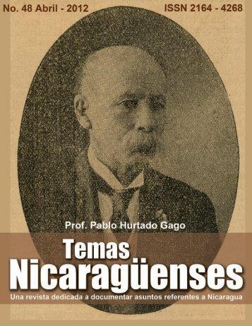 48 - Revista de Temas Nicaragüenses