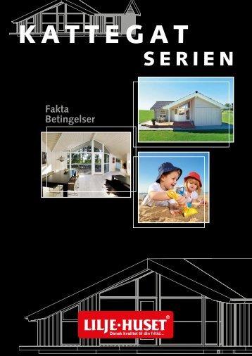 """Kattegat-serien """"Fakta og Betingelser"""" - Lilje-huset A/S"""