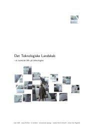 Det Teknologiske Landskab - Jonas Dinesen