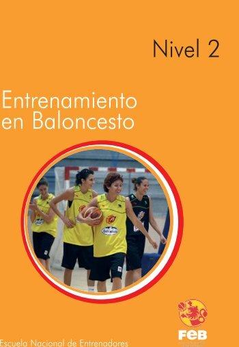 Entrenamiento en Baloncesto Nivel 2 - club del entrenador