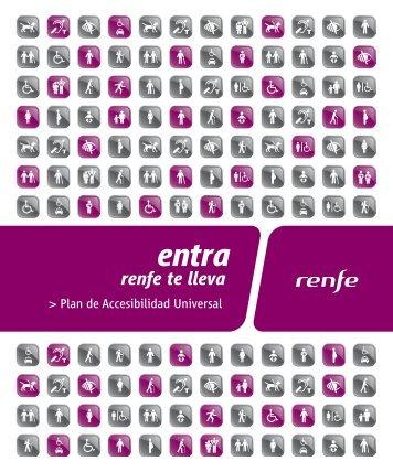 Plan de Accesibilidad Universal (pdf) - Renfe