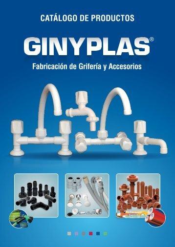 CATÁLOGO DE PRODUCTOS - Ginyplas