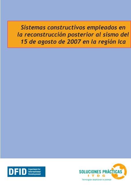 Sistemas Constructivos Ica Pdf Biblioteca Virtual En