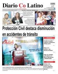 Última Edición Impresa en formato PDF [~8MB] - Diario Colatino