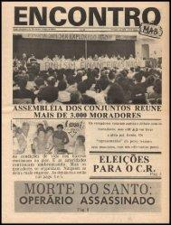 OPERÁRIO ASSASSINADO - Centro de Documentação e Pesquisa ...