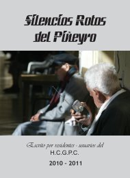 libro SILENCIOS ROTOS DEL PIÑEIRO 04 11 a curvas - Hospital ...