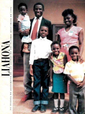 Liahona 1994 Mayo - LiahonaSud