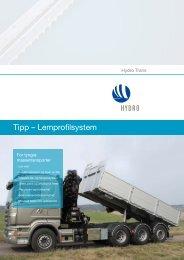 Tipp – Lemprofilsystem