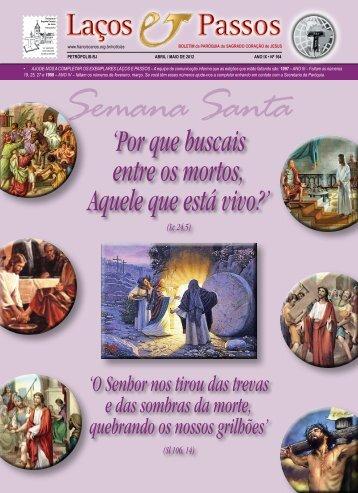 Clique aqui para baixar a versão em PDF - Franciscanos.org.br