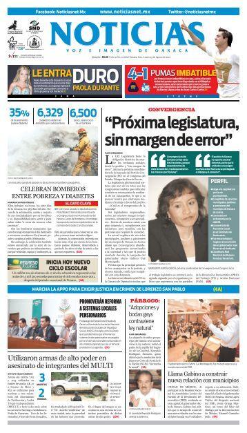 paola durante - Noticias Voz e Imagen de Oaxaca