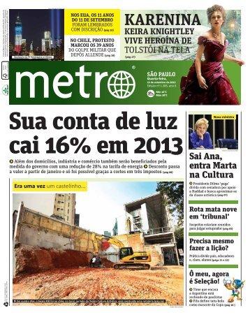 são paulo - Metro
