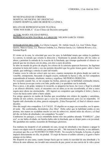 Hospital Municipal de Urgencias Córdoba