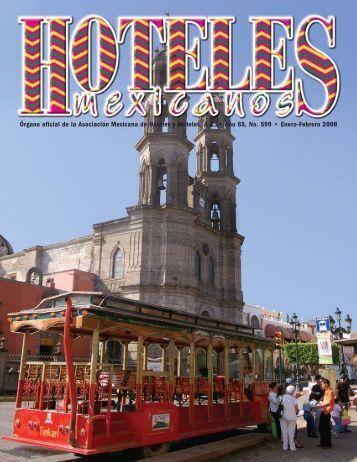 Edición 599 Descargar PDF - Asociación Méxicana de Hoteles y ...