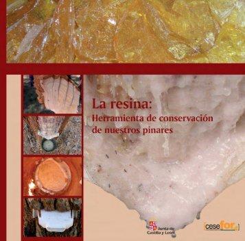La resina - Sust-forest