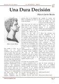 Junio Bruto, Marco Antonio, Tulio Ciceron... - La RomaPedia - Page 5