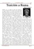 Junio Bruto, Marco Antonio, Tulio Ciceron... - La RomaPedia - Page 7