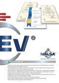 Catálogo Válvula de Fundición Norma ANSI | PDF - Ivalsa - Page 3
