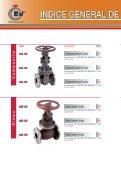 Catálogo Válvula de Fundición Norma ANSI | PDF - Ivalsa - Page 4