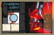 Sustitución de Filtro 400D para Astrofotografía