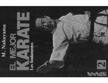 El Mejor Karate 2 - Los Fundamentos - M. Nakayama - ENRYO