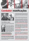 Folheto do PCP - Partido Comunista Português - Page 2