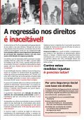 Folheto do PCP - Partido Comunista Português - Page 3