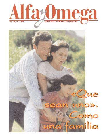 semanario de información religiosa nº 148/16-i-1999 - Alfa y Omega