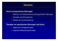 Cannabispsychose - AMIDEA