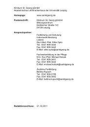 Bildungskatalog 2012 - St. Georg