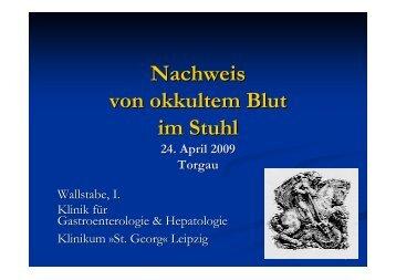 Vortrag Wallstabe - St. Georg