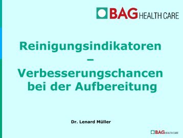 Dr. Lenard Müller