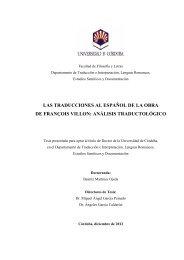 análisis traductológico - Helvia :: Repositorio Institucional de la ...