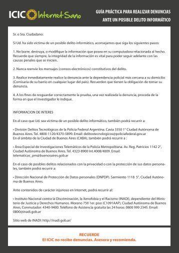 Descargar archivo PDF - Internet Sano