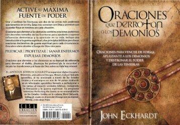 Oraciones que Derrotan a los Demonios - Ondas del Reino