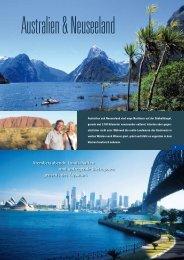 Atemberaubende Landschaften und aufregende Metropolen ...