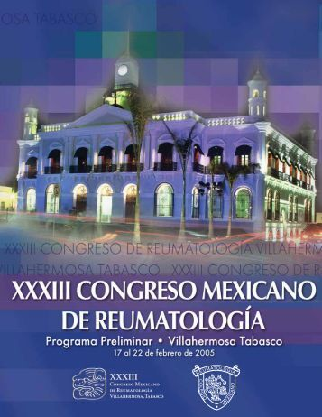 Congreso - edigraphic.com
