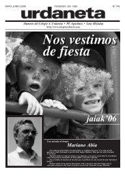jaiak'06 - Colegio Urdaneta