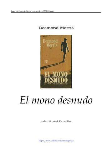 Desmond-Morris-El-Mono-Desnudo