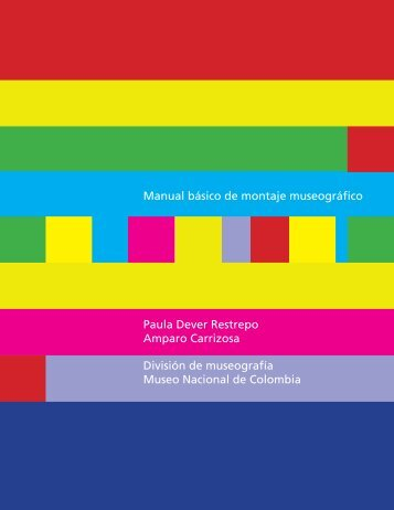 Manual básico de montaje museográfico - Programa ...