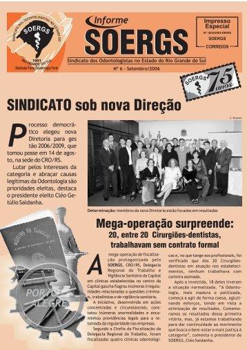 Jornal setembro 2006 - SOERGS
